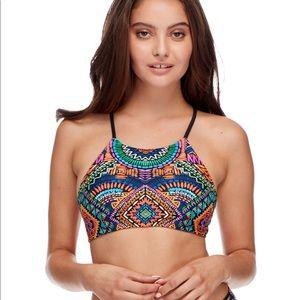 Body Glove Karma Elena High Neck Bikini Top